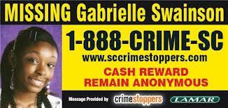 Gabbie missing